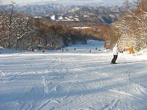 スキー場でおもいっきり遊んで 鬼怒川・川治温泉でゆっくり