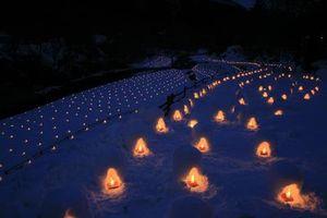 湯西川温泉かまくら祭り♪