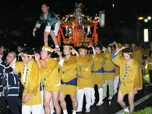 龍王祭前夜祭