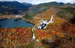 日光ヘリコプター遊覧飛行(p_-)