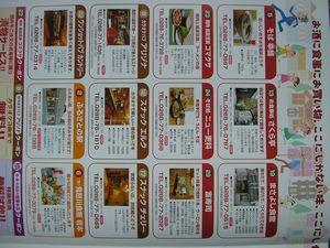 商店会マップ