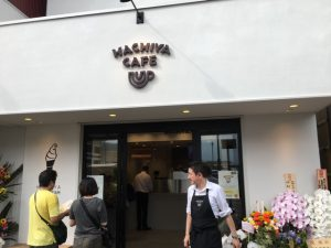 HACHIYA CAFE オープン♪